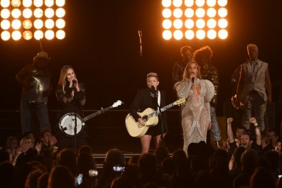 Beyonce and Dixie Chicks