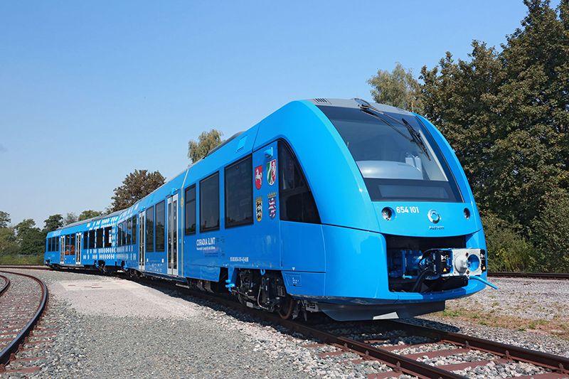 train zero emissions renewable energy