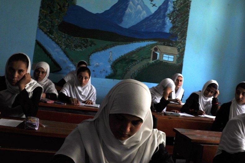 Afghan Girls School