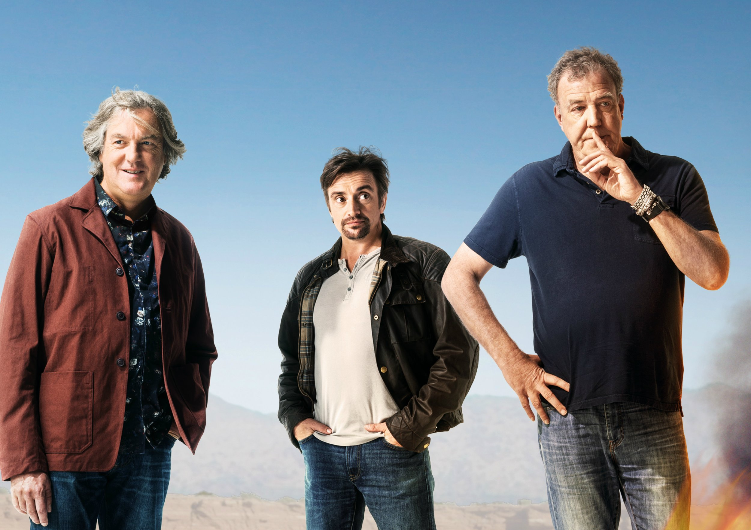 Exclusive Under The Hood Of The Grand Tour And Amazons - Car show on amazon