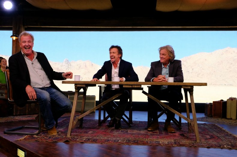 The Grand Tour - California 3