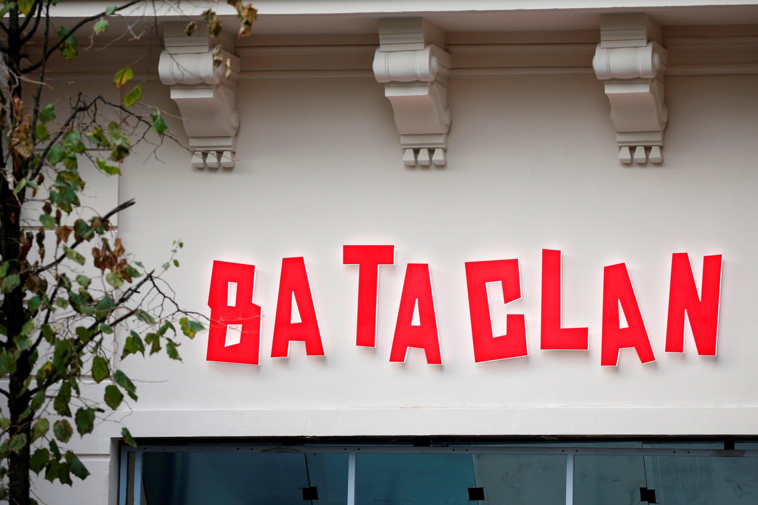 Bataclan concert hall