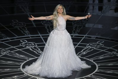 Lady Gaga Academy awards