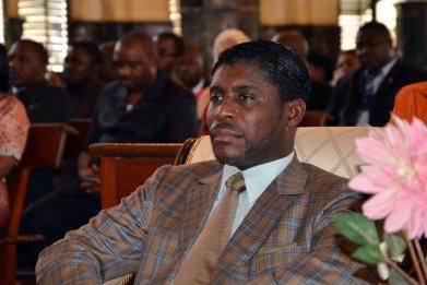 Equatorial Guinea vice-president