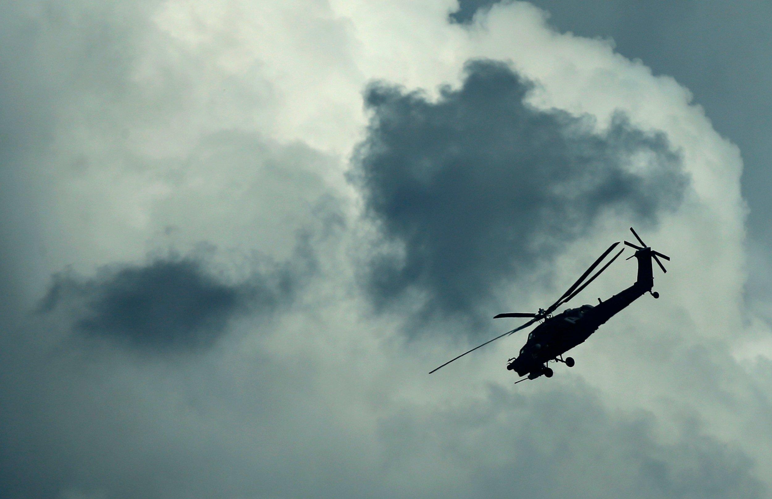 Mi-28 Night Hunter