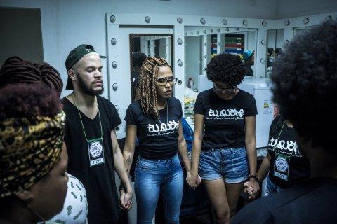 Black Power Girls