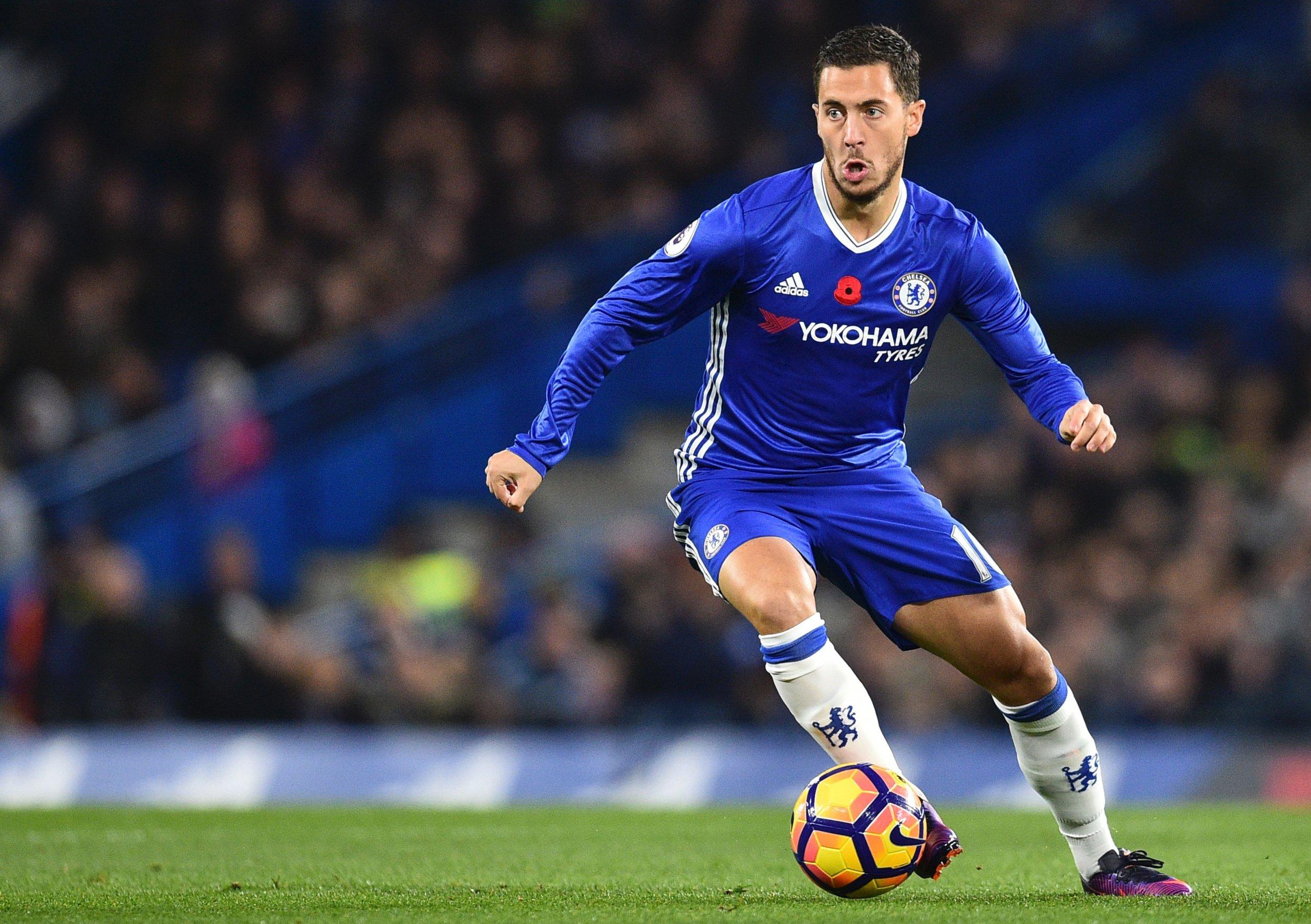 Eden Hazard: What I Want to Achieve at Chelsea This Season