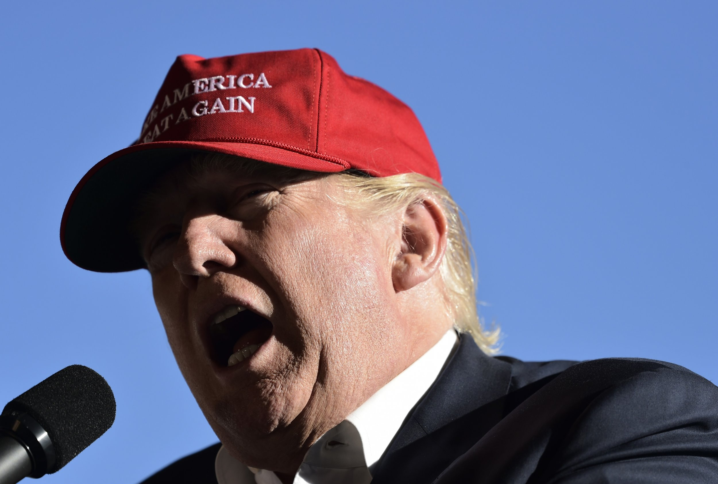 Donald Trump Minneapolis