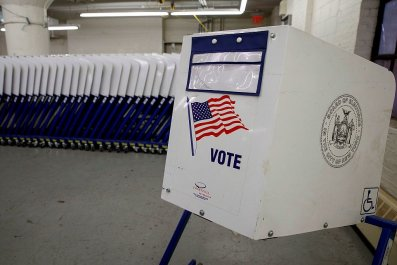voting machine hack elections security