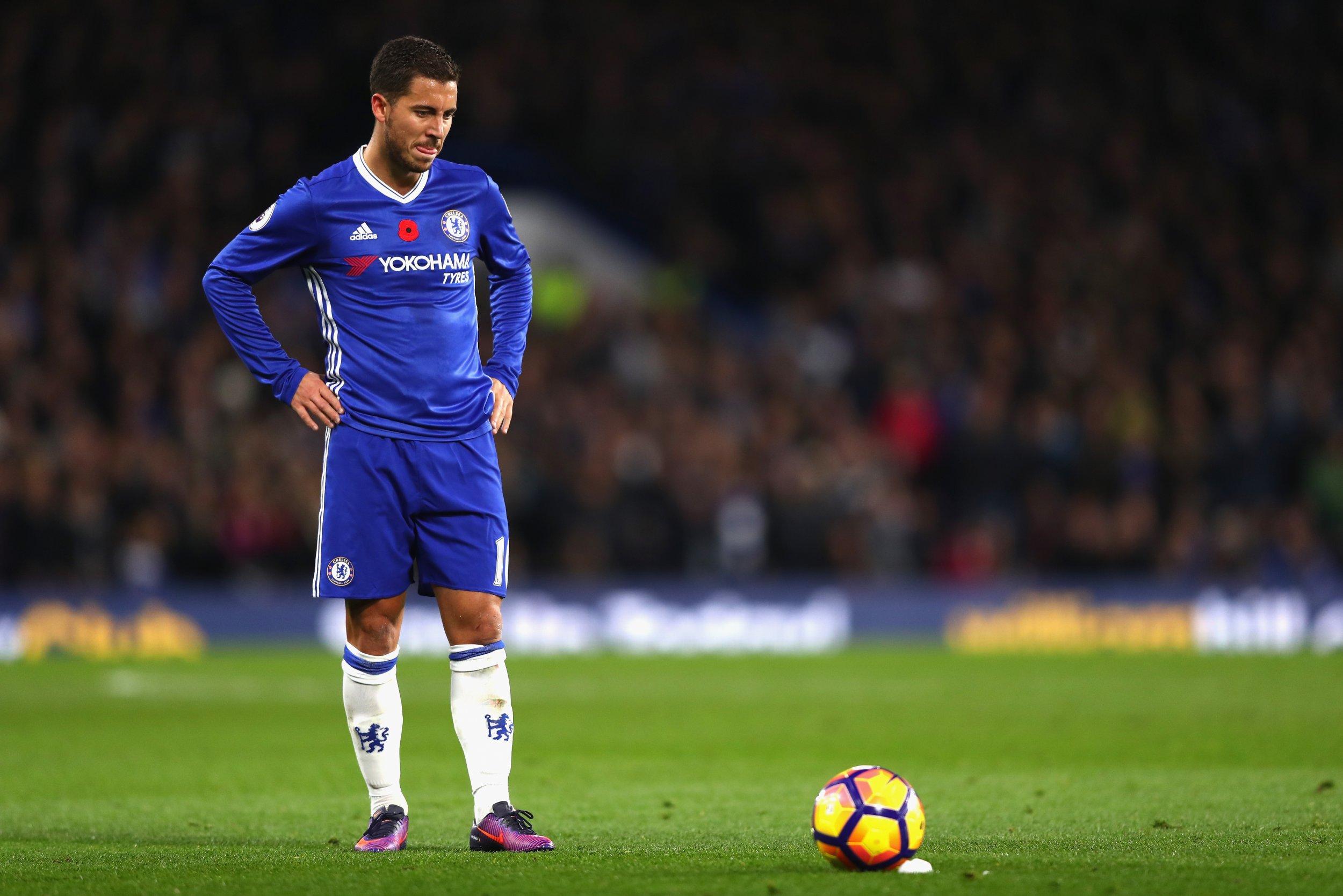 Chelsea Legend Eden Hazard as Good as Cristiano Ronaldo and