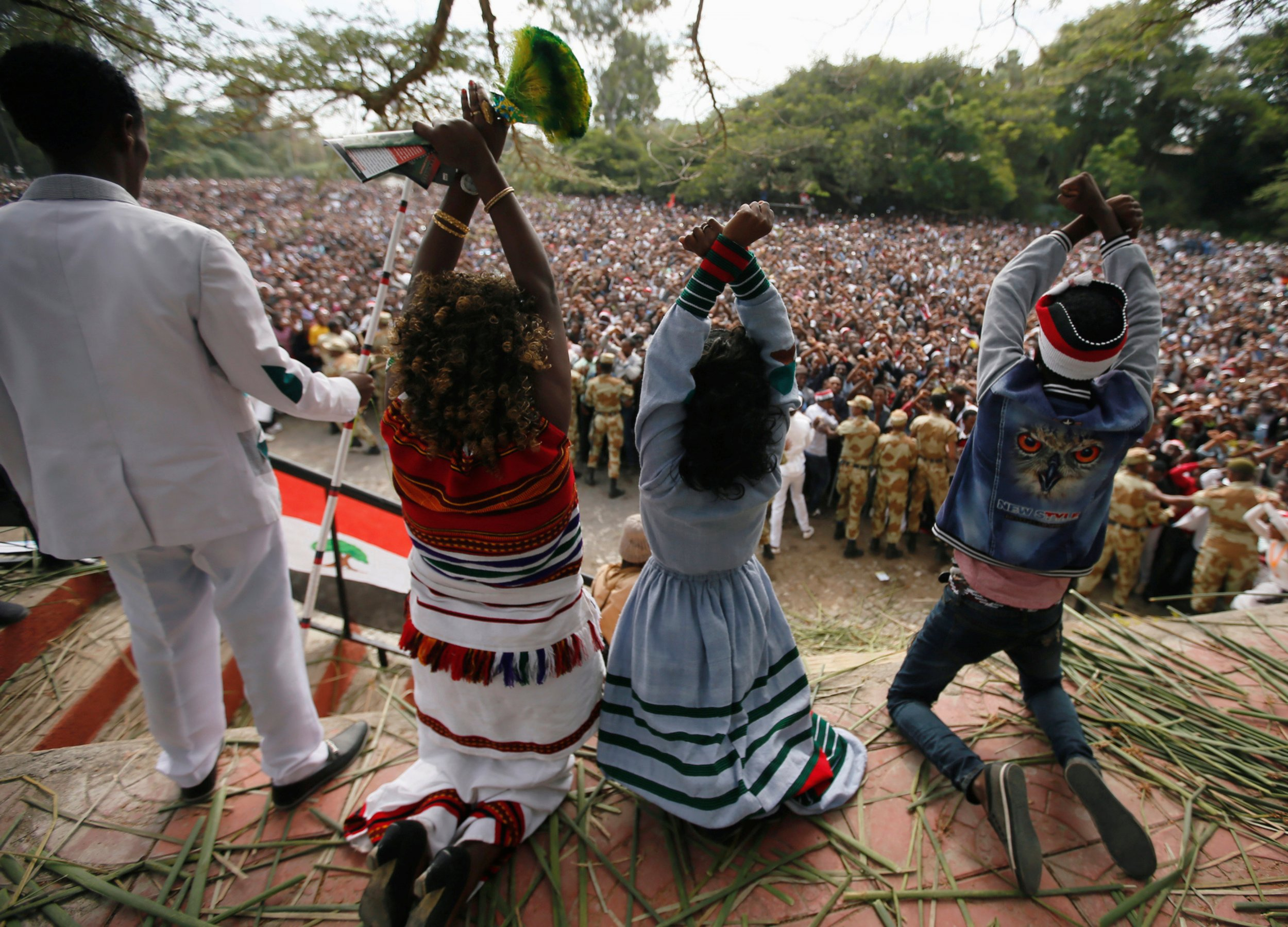 Can Ethiopia's New Cabinet Address the Oromo Protests?