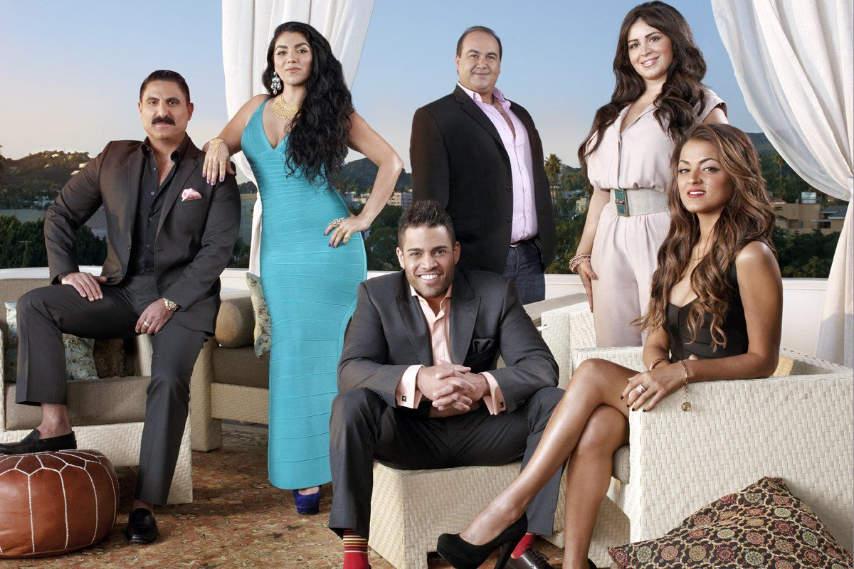 Exclusive First Look Shahs Of Sunset New Bravo Reality