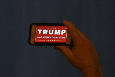 Trump cybersecurity encryption thiel technology