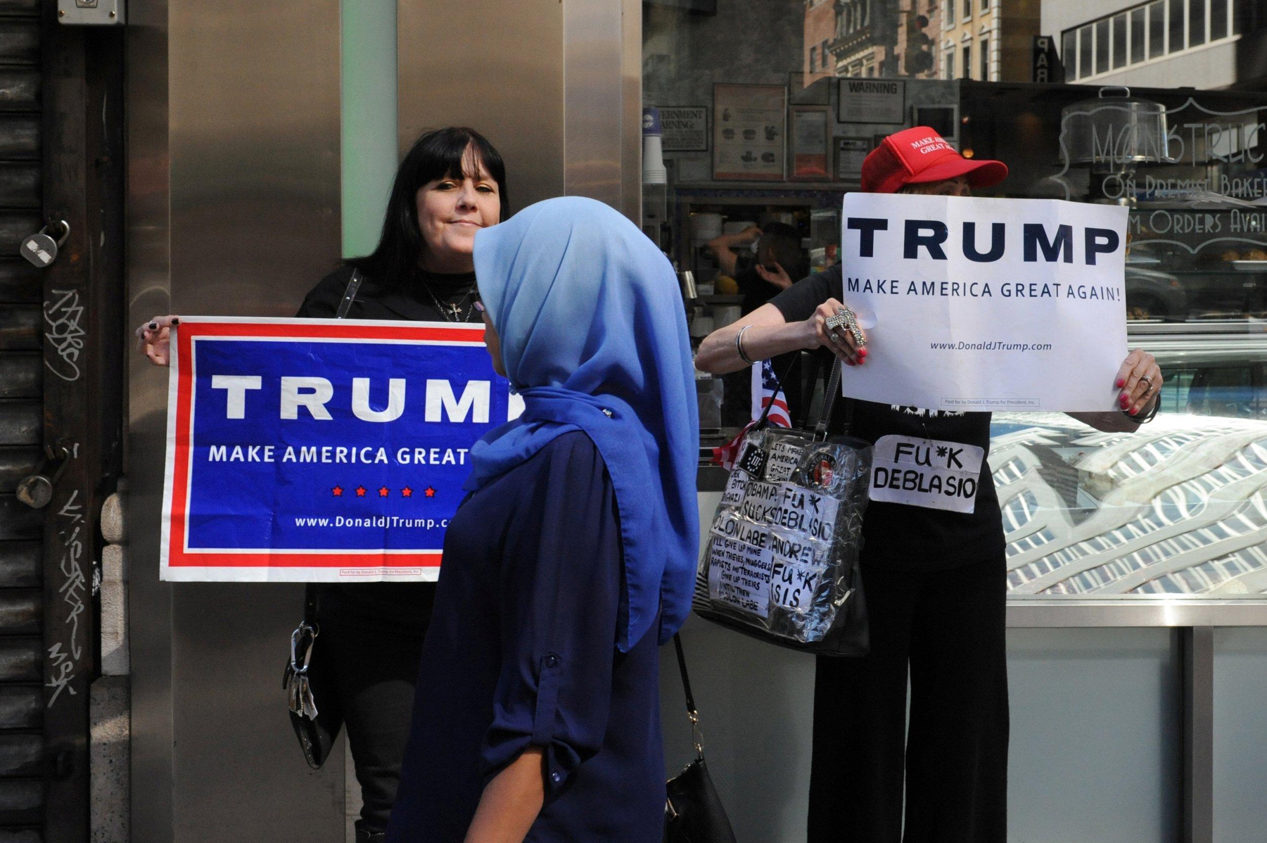 11-9-16 Trump Muslim leaders