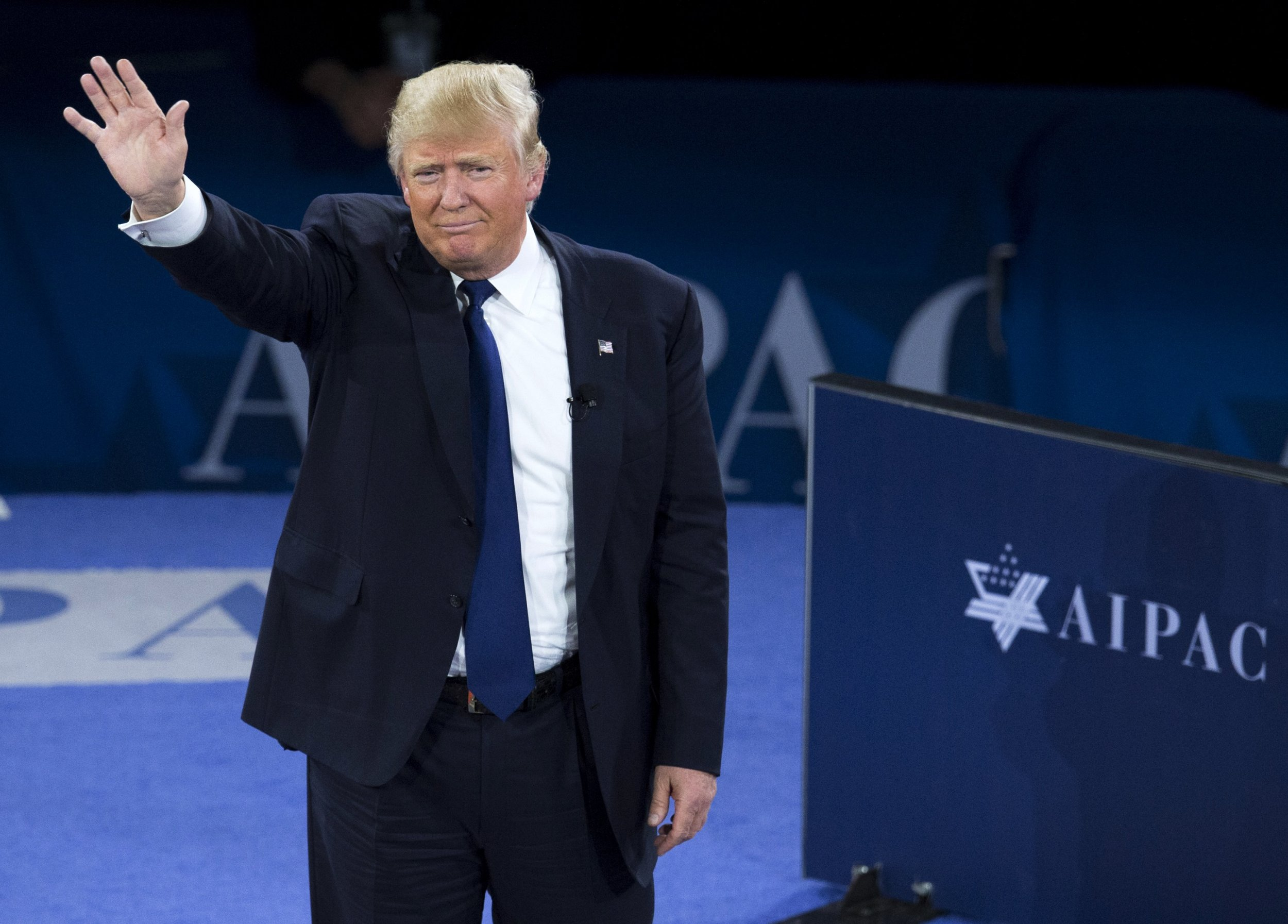 Why The Israeli Hard Right Loves Donald Trump