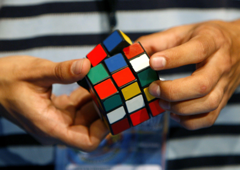 Rubik's Cube close