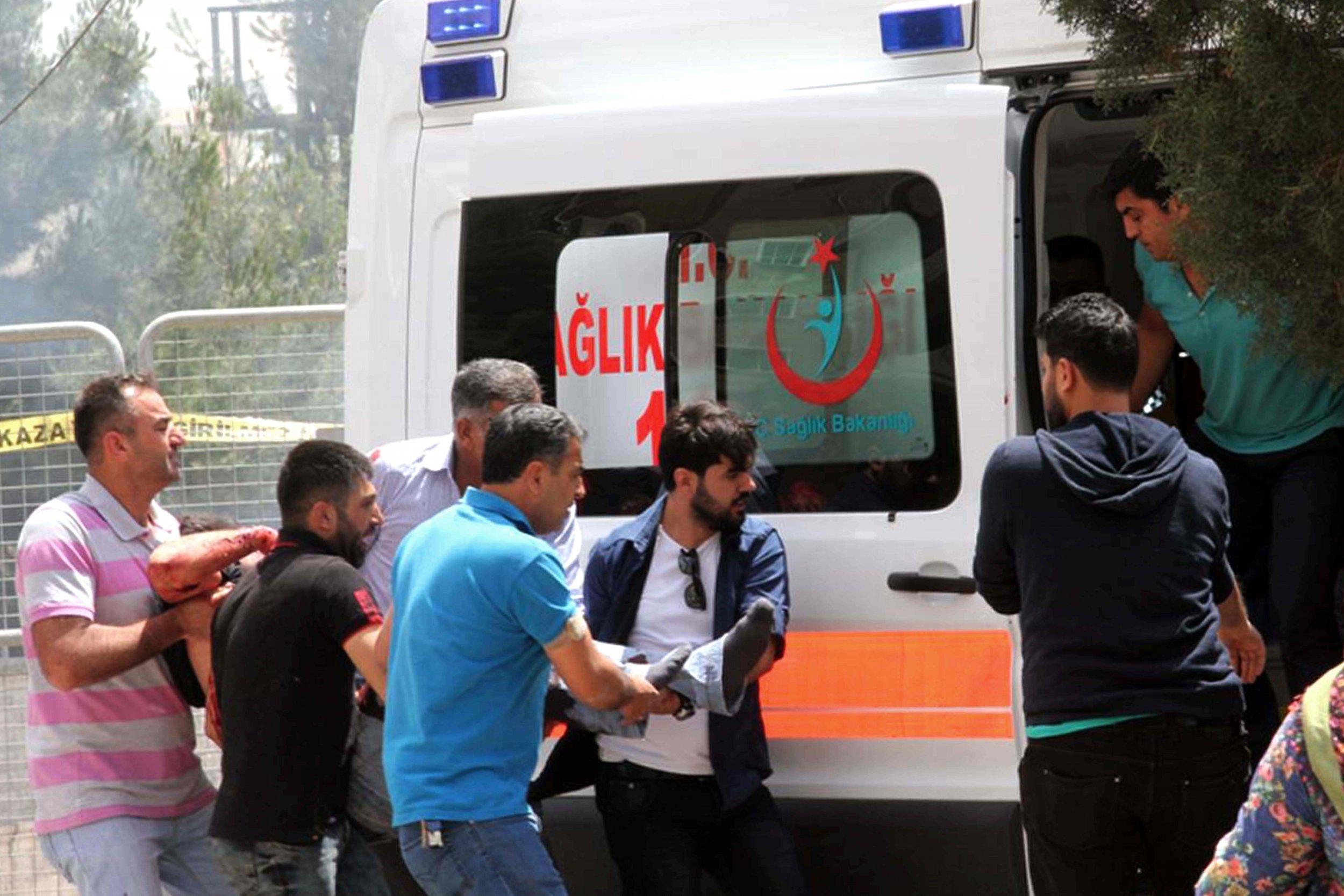 Turkey Kurdish attack