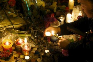 Paris vigil 2015