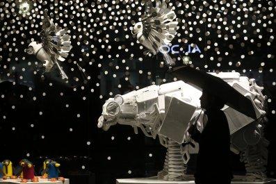 John Lewis christmas showcase