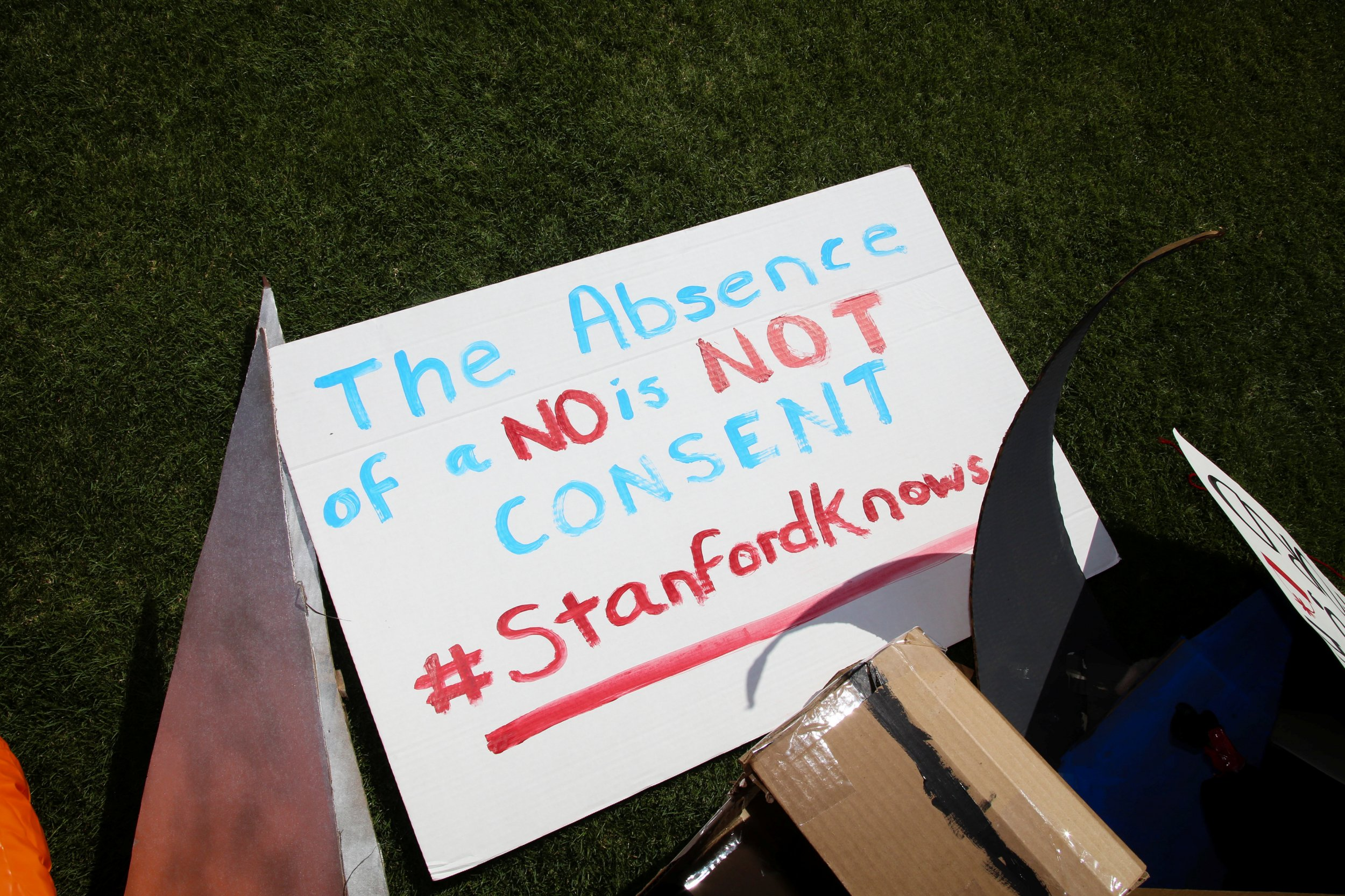 Consent sign