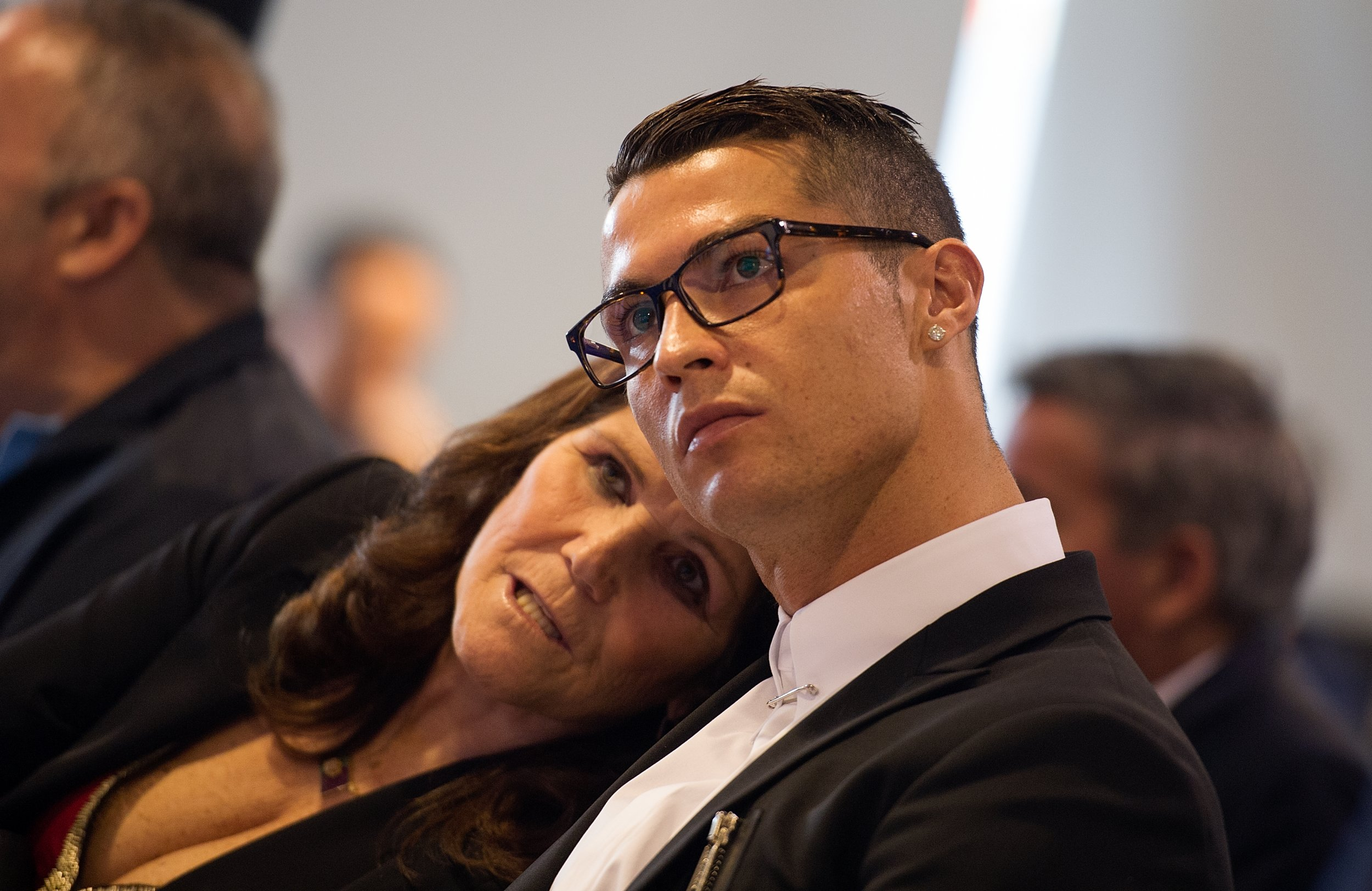 Cristiano Ronaldo Why Real Madrid Star Adopted Role of Father