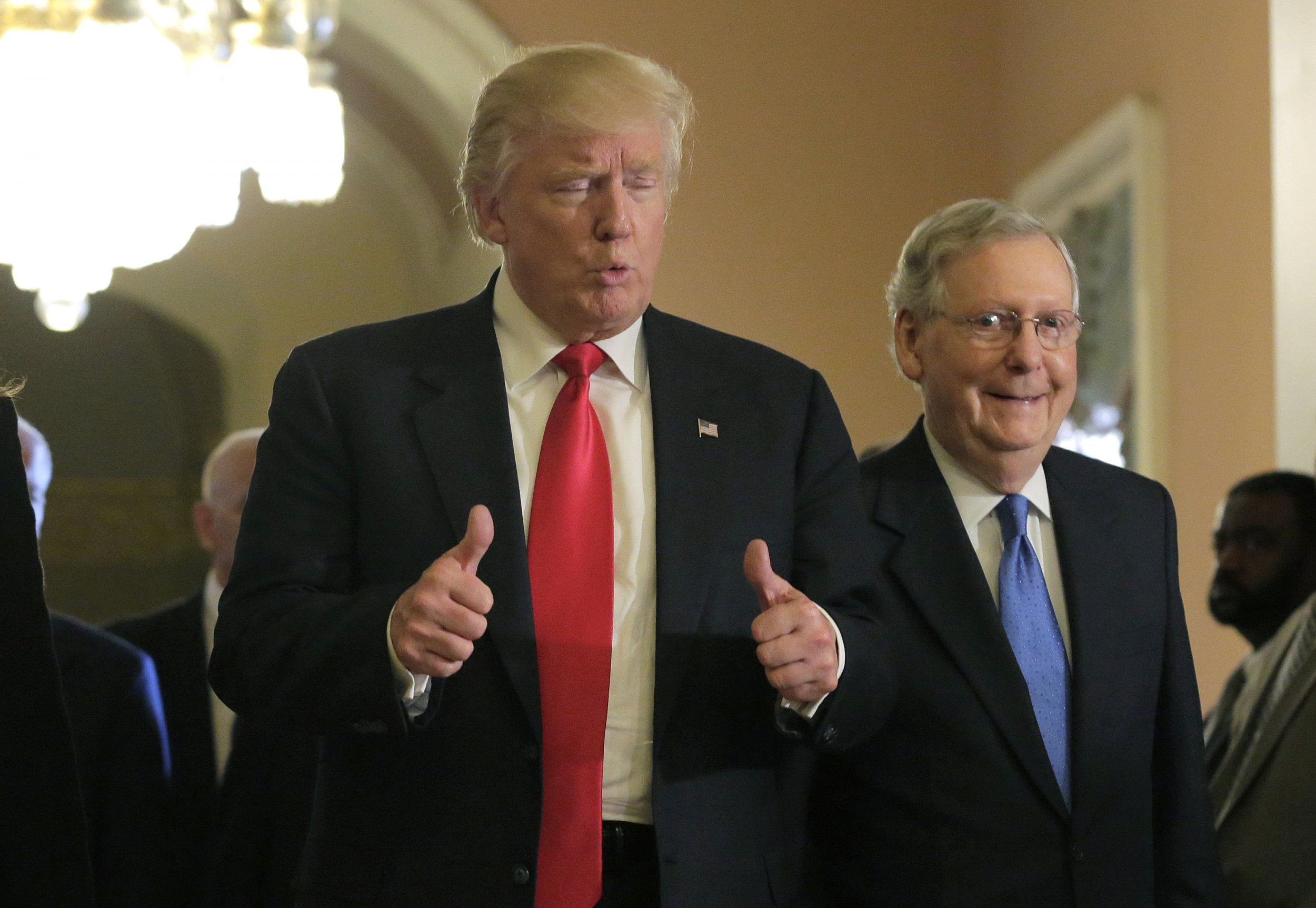 Why Senate Republicans can't pass a heath care bill