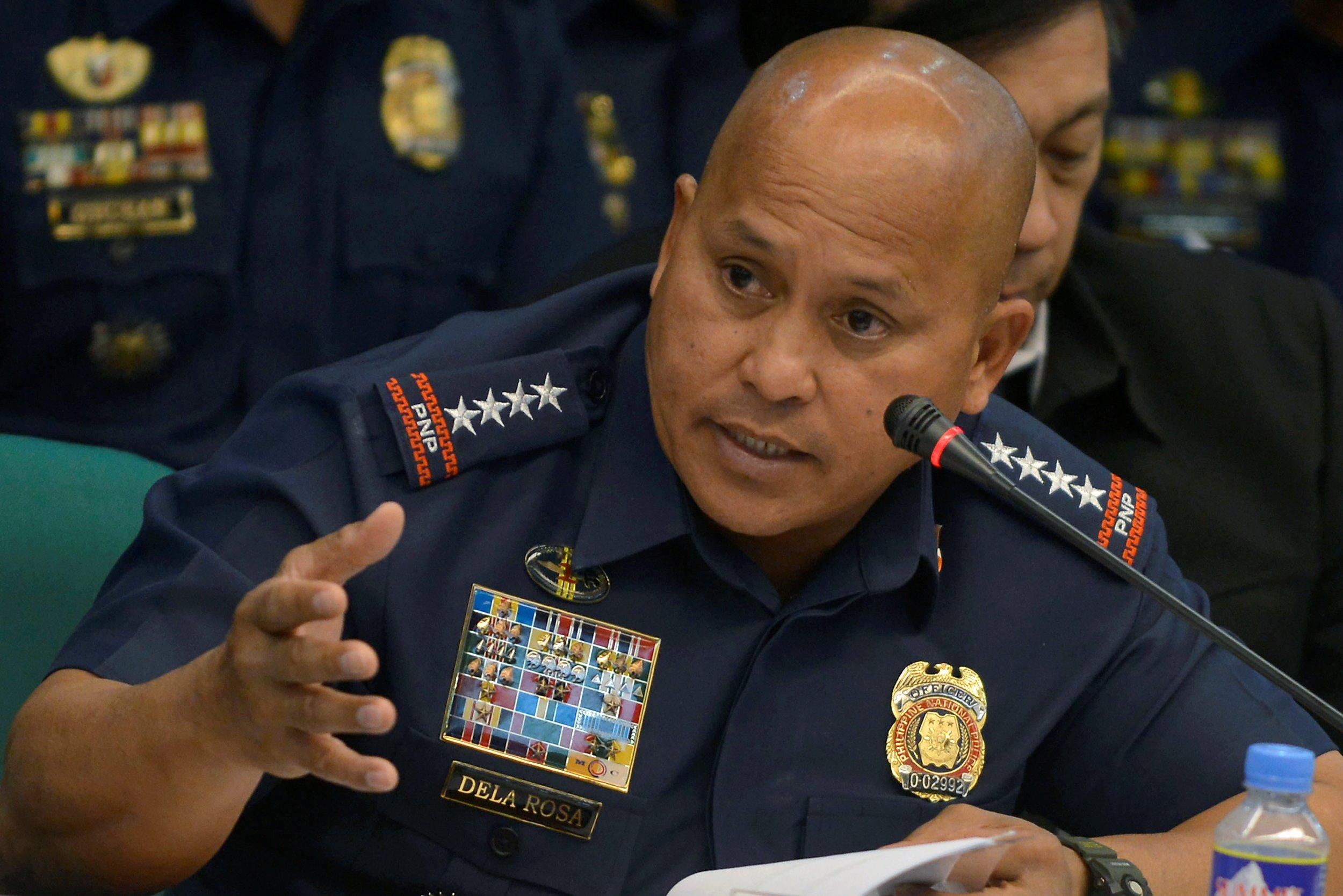 General Ronald Dela Rosa