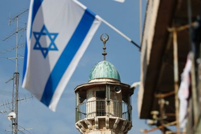Israel Mosque call to prayer