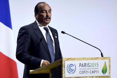 Mauritania President