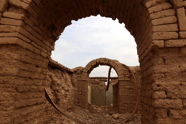 Ruins of Nimrud