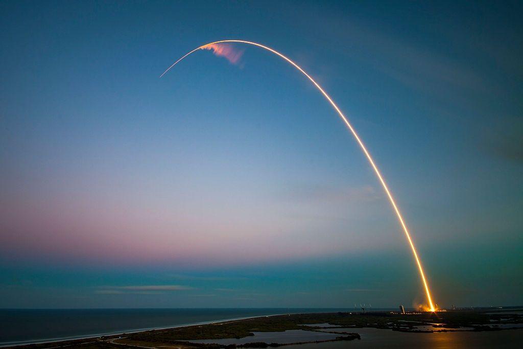 spacex internet satellites elon musk