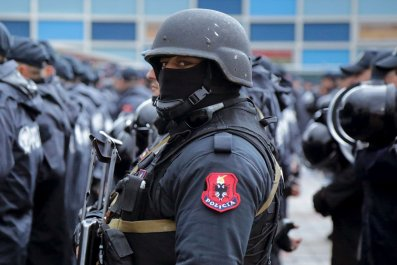 Albanian special police