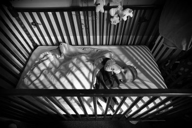 shodan webcam sleeping baby hackers