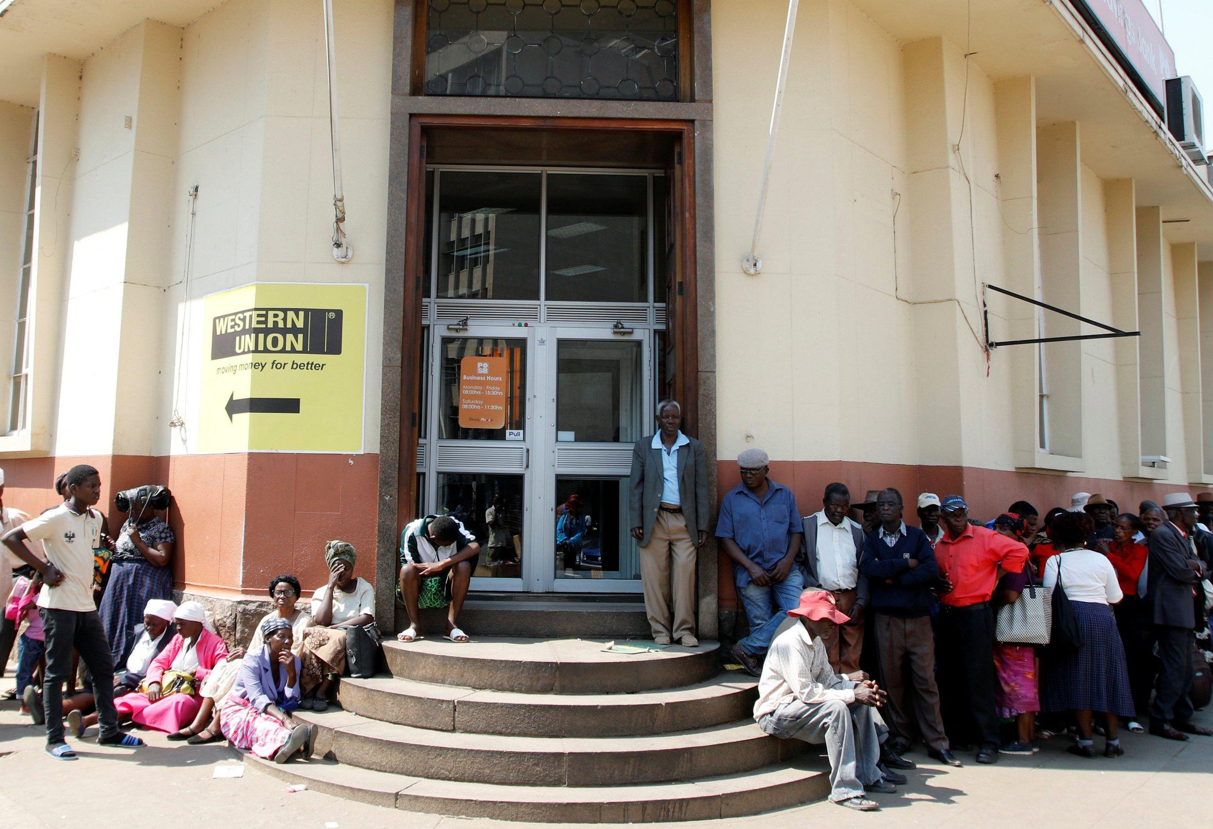 Zimbabwe bank