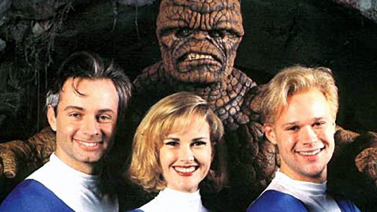 Fantastic Four movie 1994