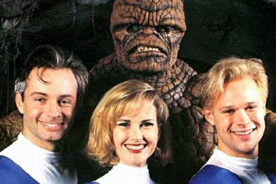 Fantastic Four movie 1994