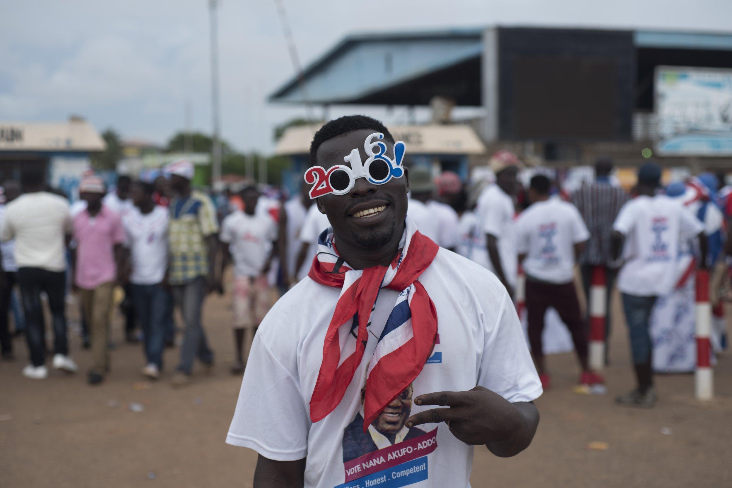 NPP rally Ghana