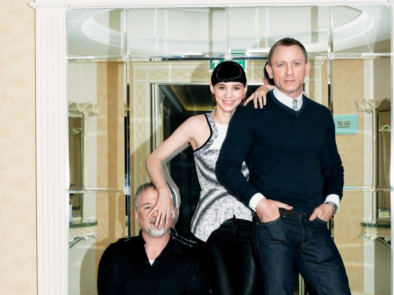 The Girl With The Dragon Tattoo An Interview With Rooney Mara