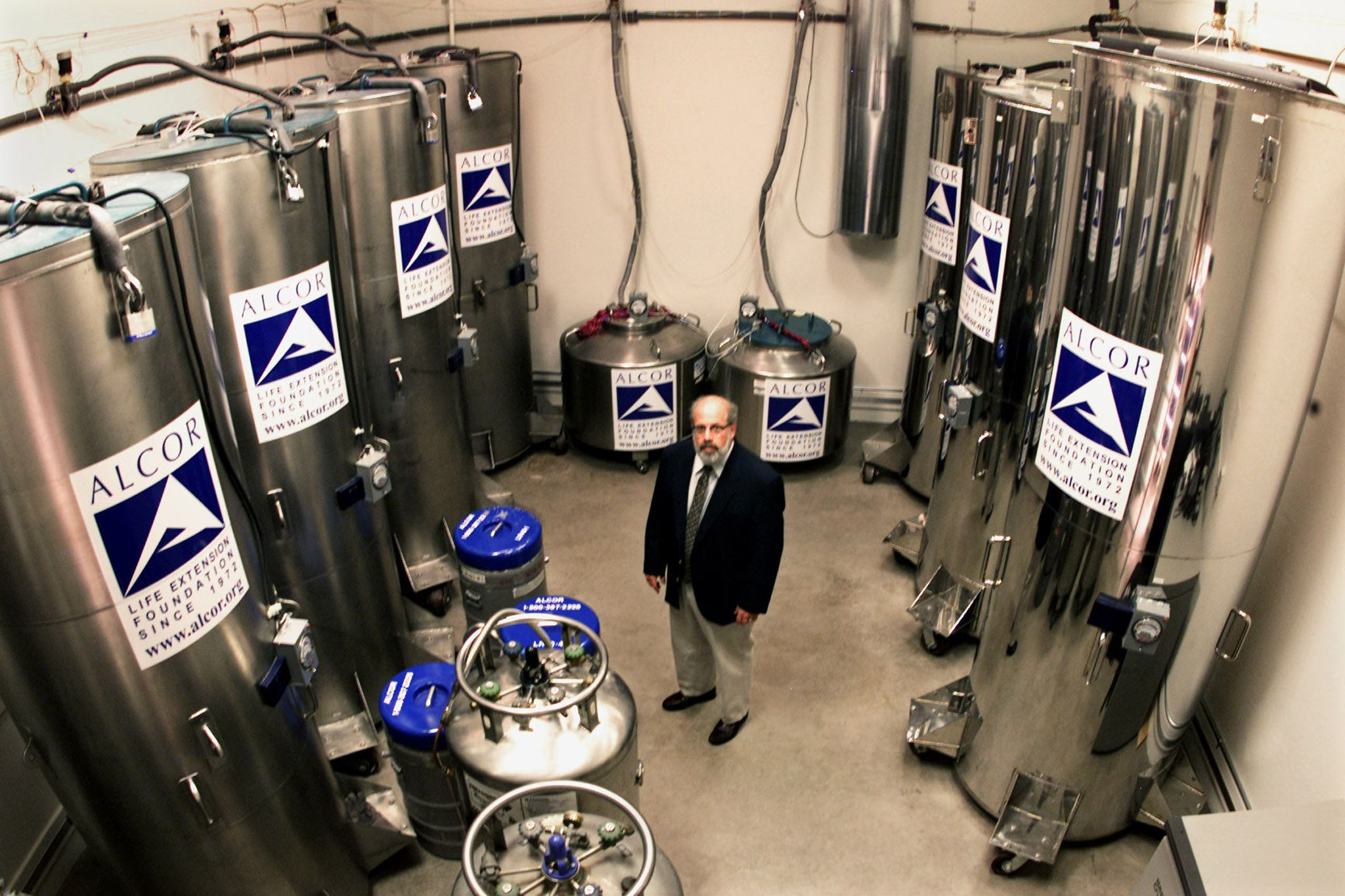 Dead is Gone Forever:' The Need for Cryonics Policy