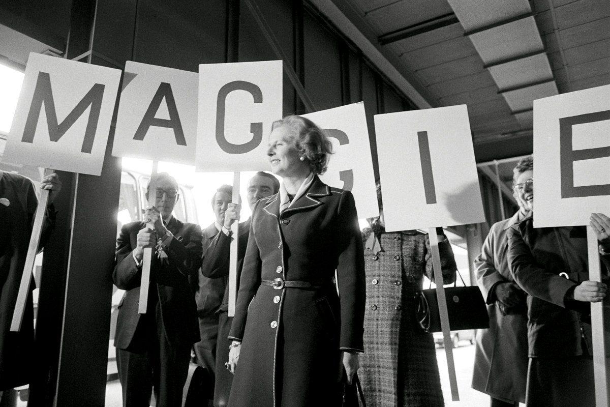 Margaret Thatcher Campaign
