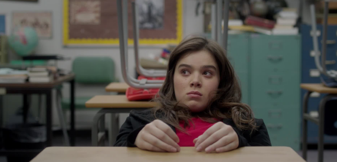 The Edge of Seventeen' Is the Best Teen Movie Since Whatever the