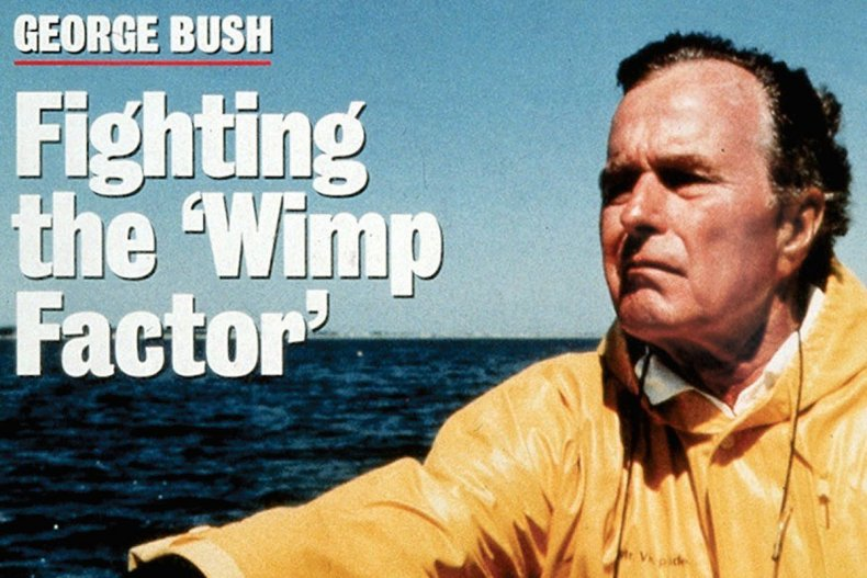 reliving-history-871019-bush-wimp-factor-tease