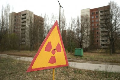 chernobyl solar farm renewable energy