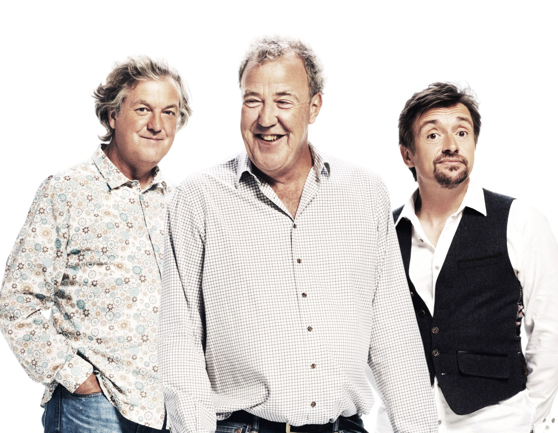 The Grand Tour on Amazon