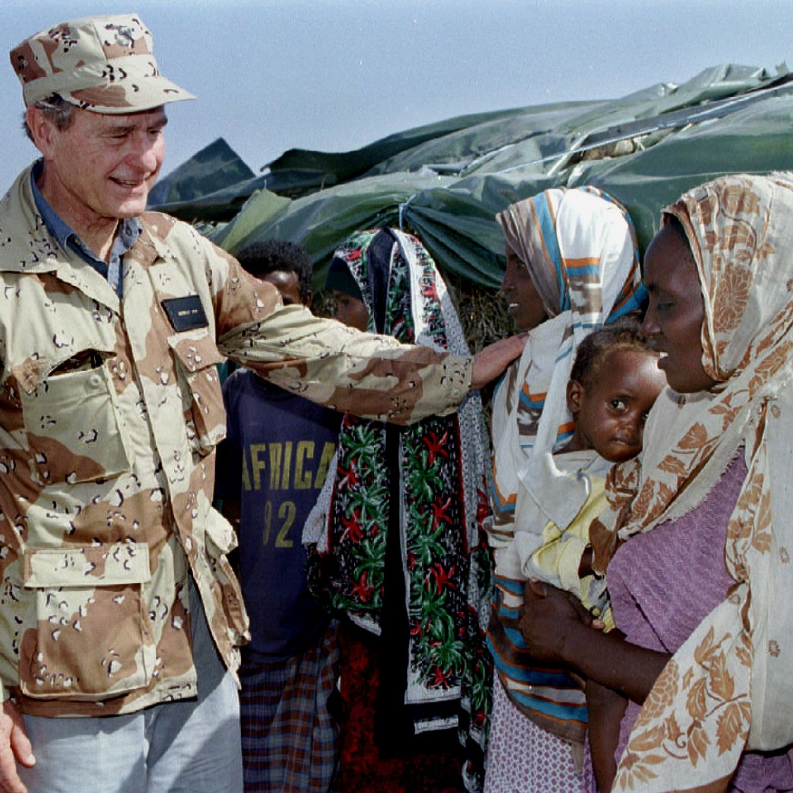 Somalia's 1992 Thanksgiving: Reflections on U.S. Humanitarian Intervention in the Horn of Africa