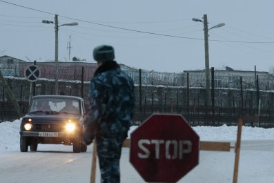 Russian penal colony