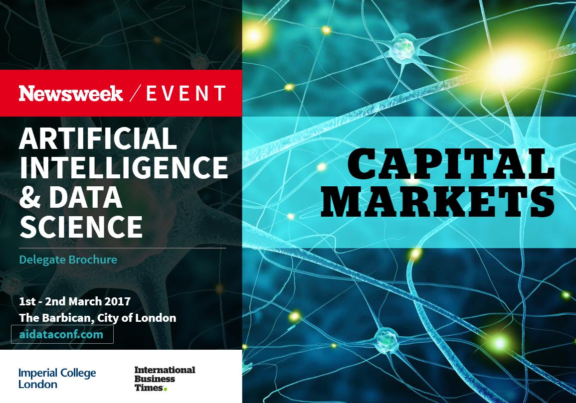 Capital Markets Event