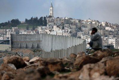 Israeli separation barrier