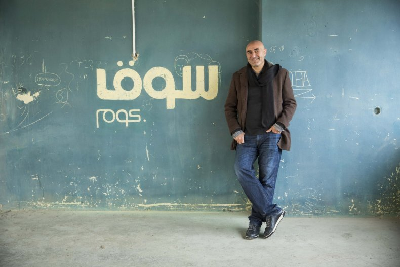 Ronaldo Mouchawar- CEO & Co-Founder, SOUQ