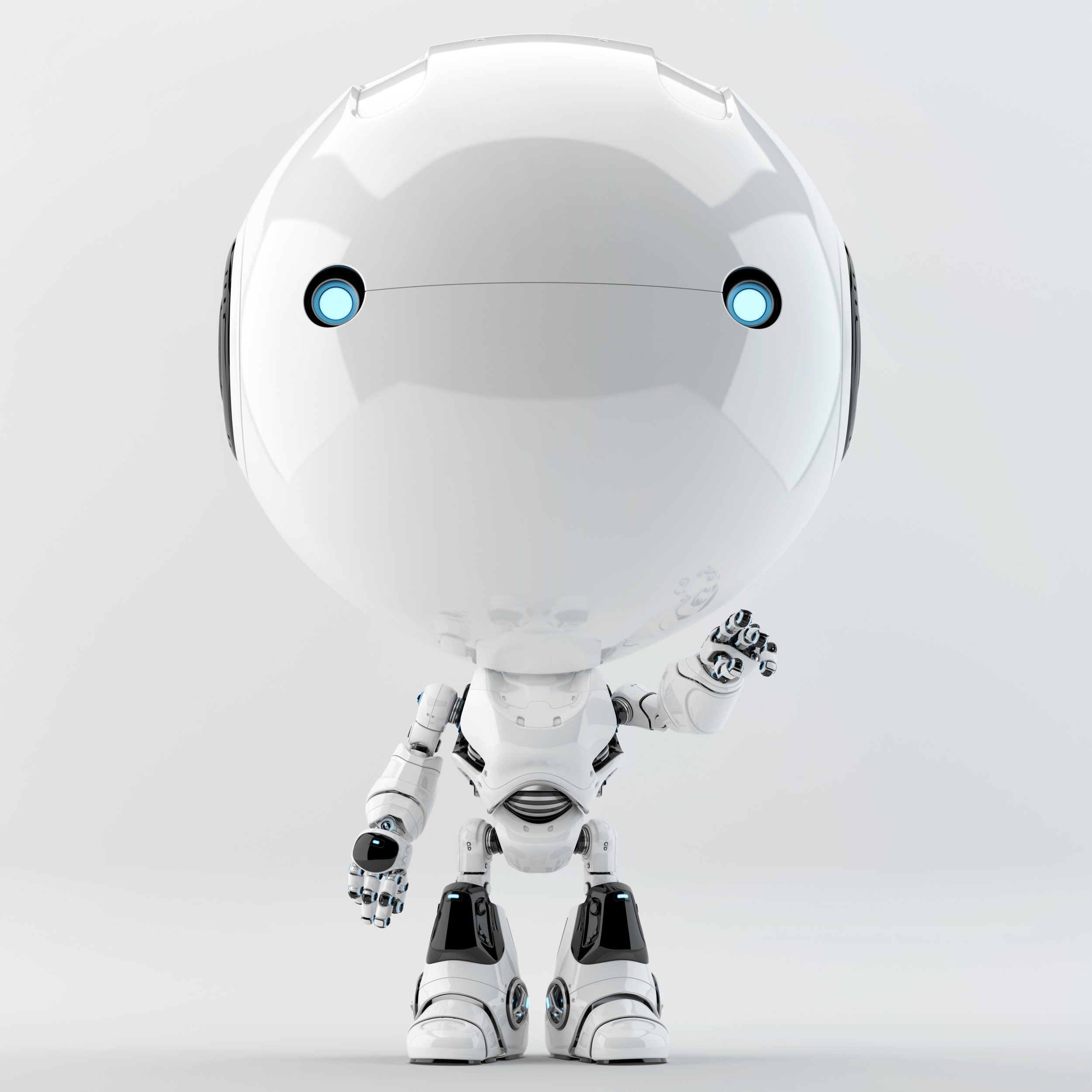 how to make an intelligence robot